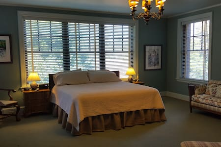 Sage Room at Champlin Mansion - Enid
