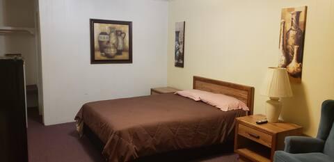 The Buzzards Nest room 102