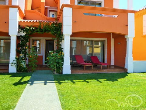 Orange Lux Villa