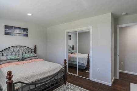 Comfort 1st with Master bedroom of the house