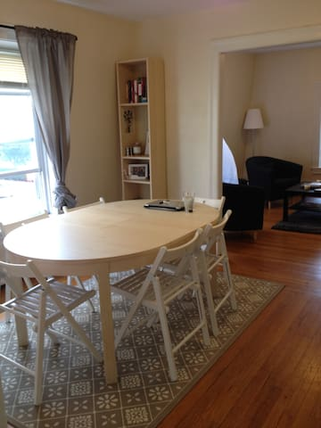 Lovely 1BD/1Bath Near Brown! - Providence - Apartment