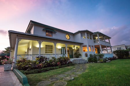 Ocean View, Beautiful Villa - Bridgetown - Casa