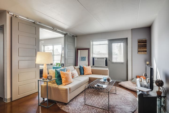 Industrial Style 2 bdrm apartment - Nashville - Apartment