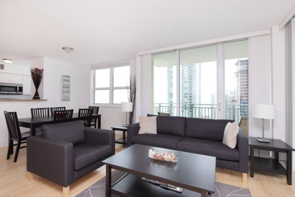Luxury Brickell 2 Bed Ocean View Apartments For Rent In Miami Florida United States