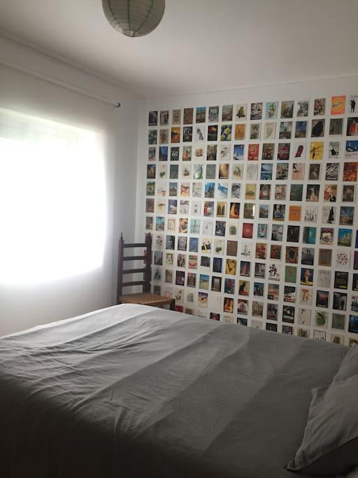 Quatro/Bedroom