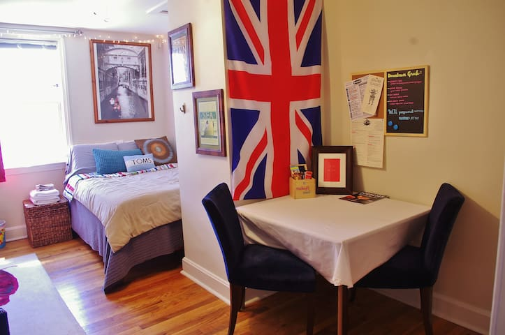 Historic Haven - Augusta - Apartment
