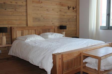 gite et chambres d'hotes la colonie bernadette - Saint-Priest-la-Vêtre - Ev