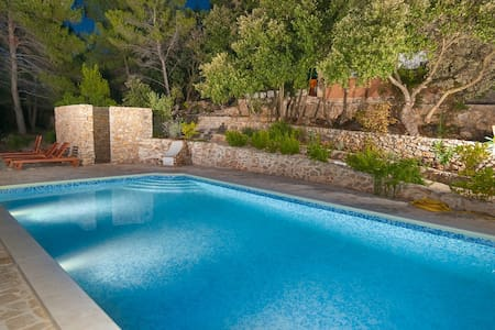 VILLA Goga 1, with swimming pool - Vela Luka