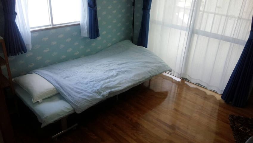 SINGLE ROOM(Convenient, Central Area of Matsuyama) - Matsuyama - Huoneisto