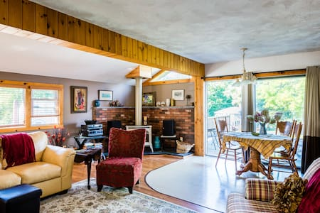 Cozy Stay Close to All Berkshire Activities! - Pittsfield - Casa