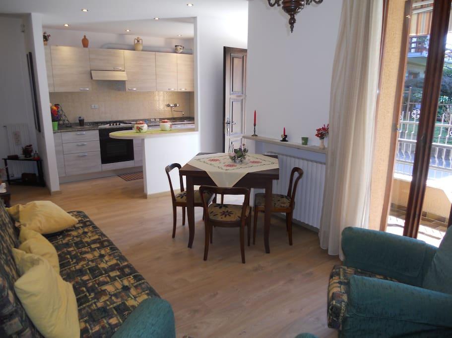 Livingroom / Wohnzimmer / salotto