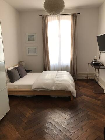 beautiful flat, 4 min to ART Basel - Basel - Apartament