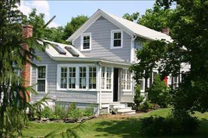 Cozy Hudson Valley Getaway - Red Hook - Casa