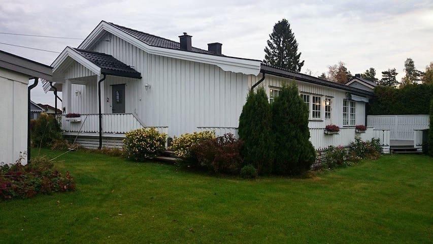 Near Oslo Airport Gardermoen - Nordkisa - Hus