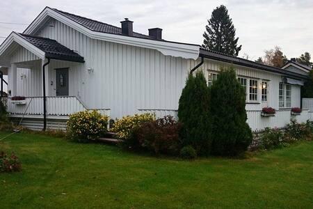 Near Oslo Airport Gardermoen - Nordkisa