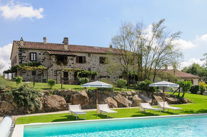 "Cottage ""Girasole"" in Tuscany"