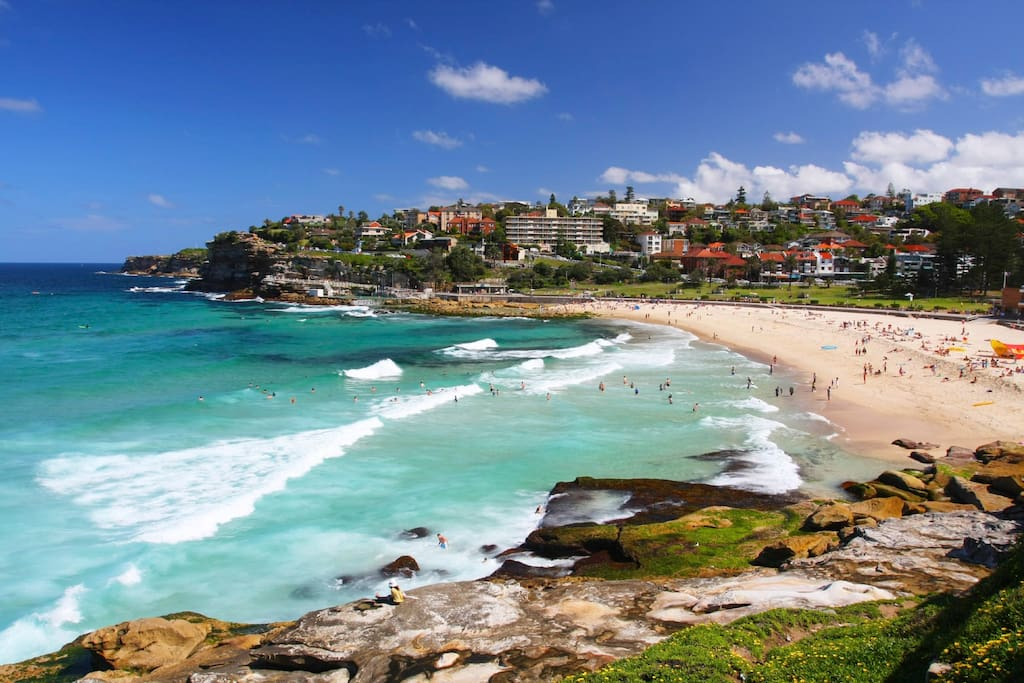 World renowned Bronte Beach