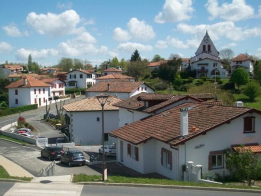 Cœur du Village Basque