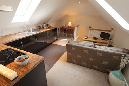 Luxury studio apartment nr Henley - Oxfordshire - อพาร์ทเมนท์