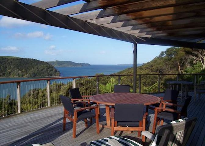 Private Paradise by the Sea - Sandspit - Casa