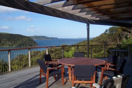 Private Paradise by the Sea - Sandspit