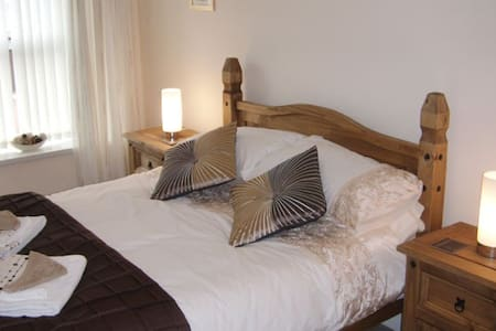 Cozy 4* 2 bedroom Edwardian house - Alnwick