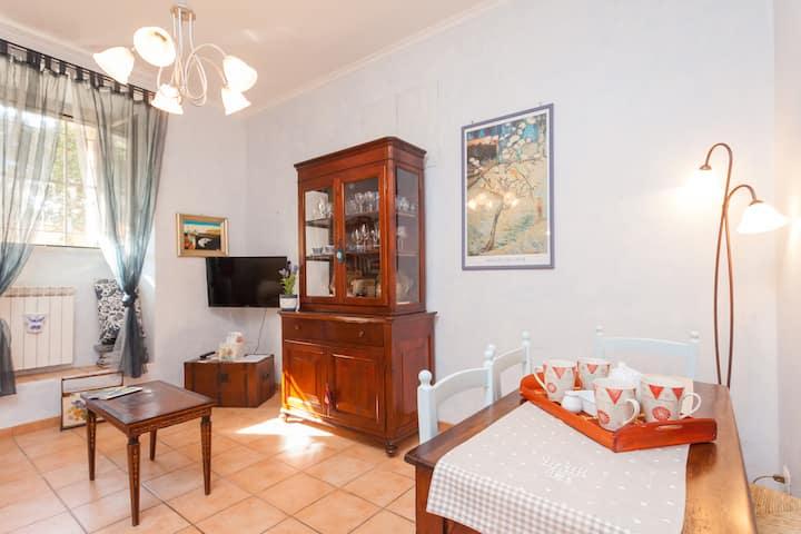 Elisa's House self-catering apartment near Metro