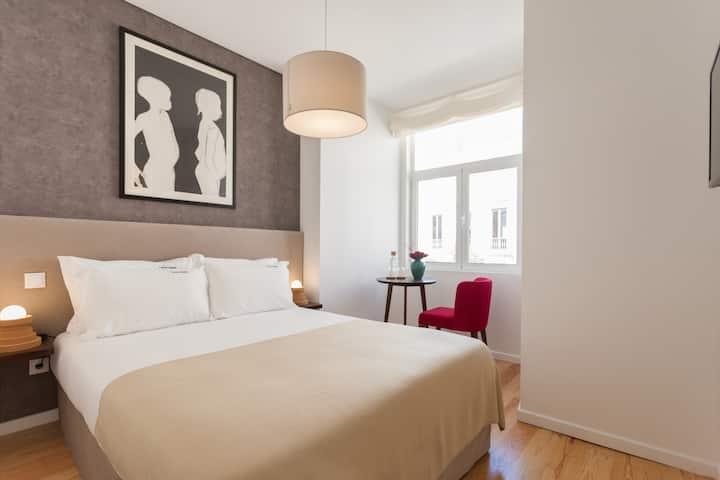 Rossio Prime Suites - Double Room