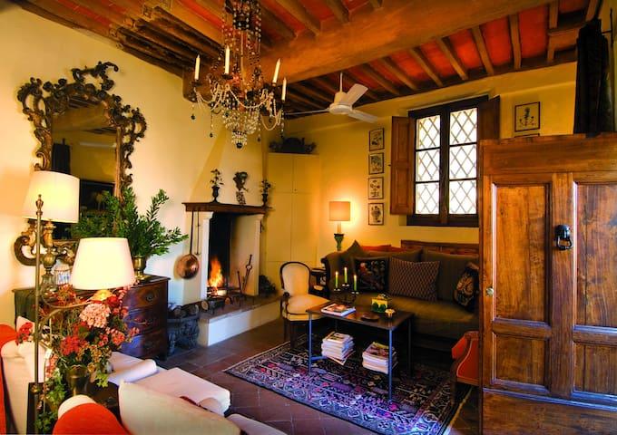 Borgo Lucignanello #Maria - San Giovanni d'Asso - Huoneisto