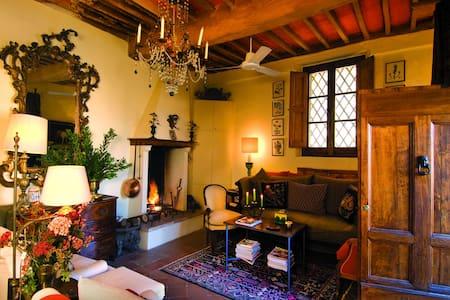 Borgo Lucignanello #Maria - San Giovanni d'Asso - Lägenhet