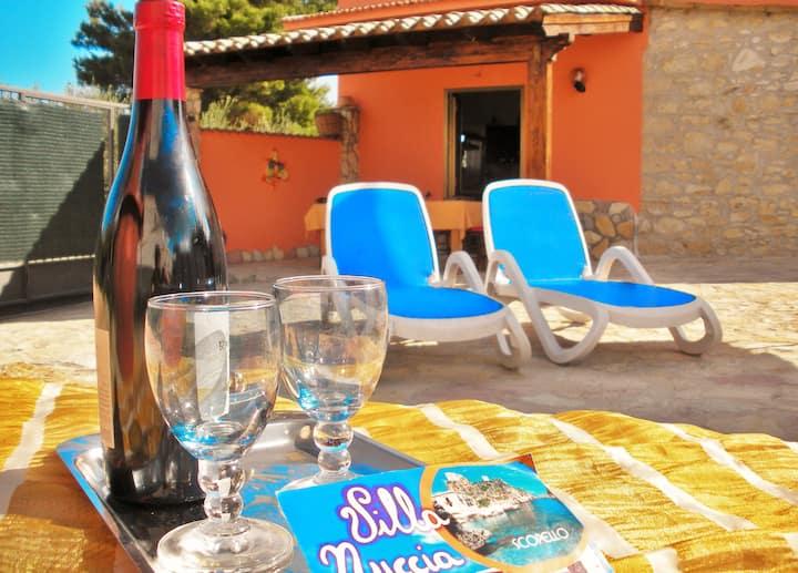 """""""Villa Nuccia"""":oasis of relax"""