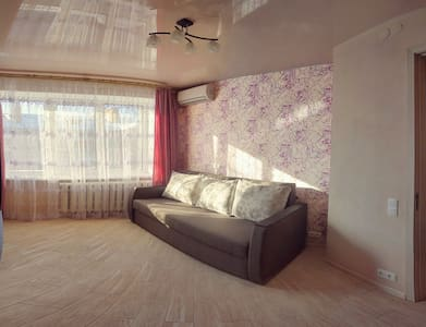 Luxury 2 Rooms Apartments in Center by Green House - Poltava - Apartment