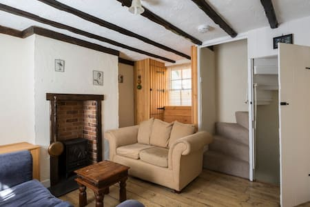 Quaint Fisherman's cottage by the beach - Broadstairs - Casa
