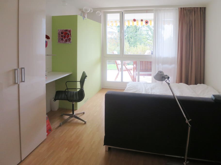 Appartment Between Downtown Nature Apartments For Rent