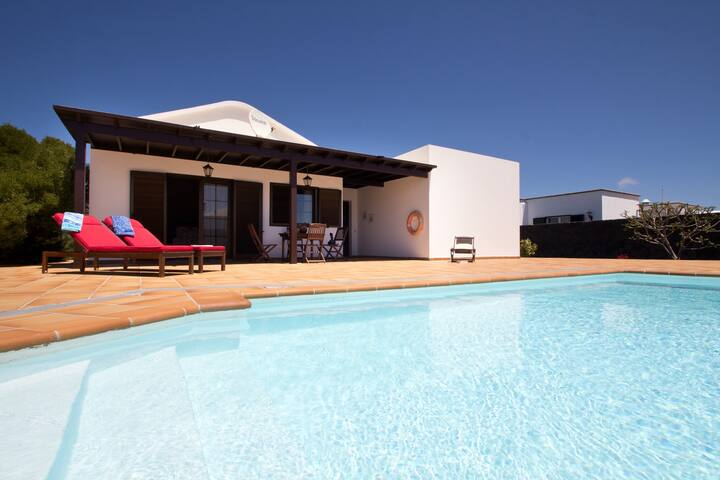 Villa Campesina With Private Pool 3 beds!
