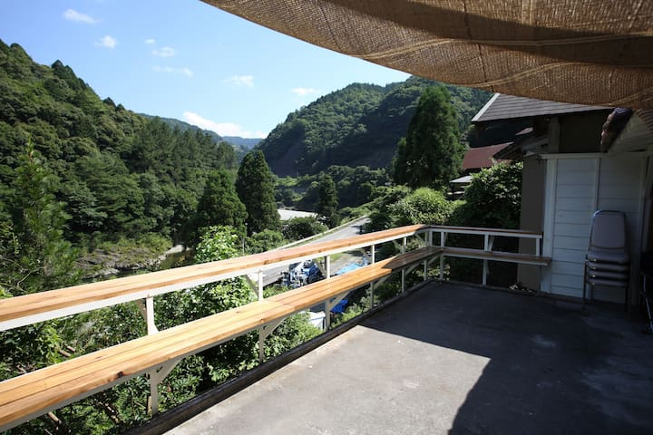 Charming and cozy guesthouse - Miyoshi - Huis