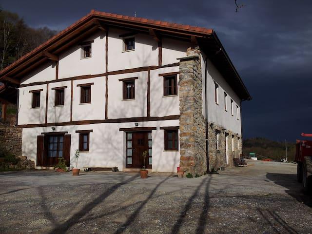 Casa rural con vistas - Oiartzun