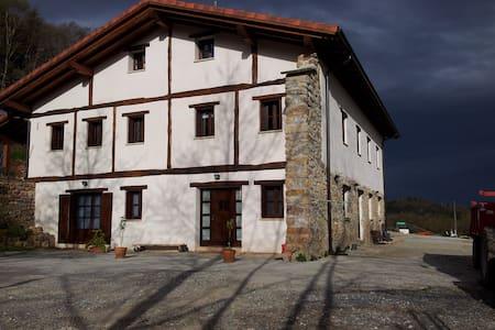 Casa rural con vistas - Oiartzun - Dom