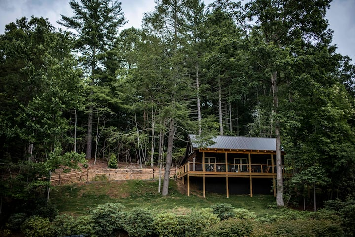 Little French Broad Cabin