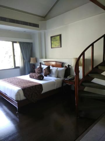 Duplex at the Manu Maharani - Nainital - Hotel butique