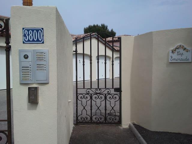 Villa Côte d'Azur, Golfe de St Tropez, Issambres - Roquebrune-sur-Argens - Casa de camp