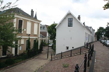 monumental small dikehouse (1890) - Rotterdam - Rumah