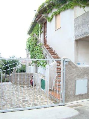 Spacious apartment sea view, veranda Cala Gonone - Dorgali - Apartamento