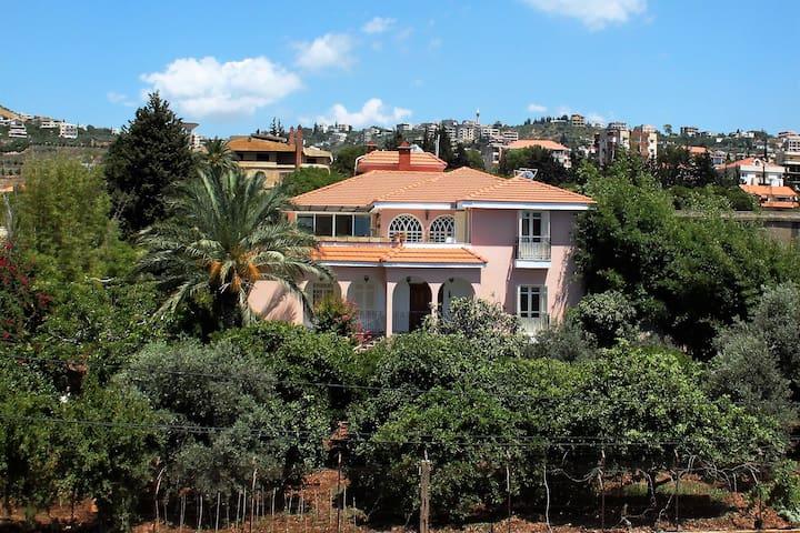La Villa En Rose