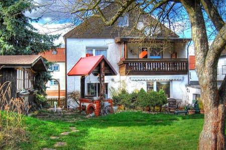Ferienwohnung Glutting im Saarland - Spiesen-Elversberg - Daire