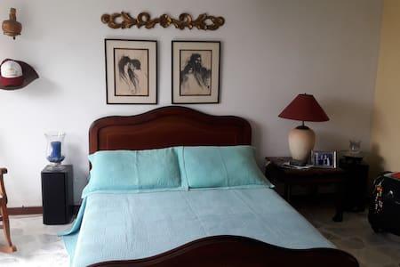 Acogedora habitación privada al Norte de Cali