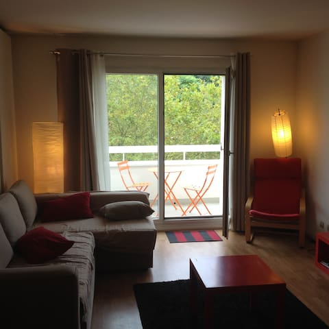 AGREABLE APPARTEMENT  ENTRE PARIS ET DISNEYLAND - Lognes - Wohnung