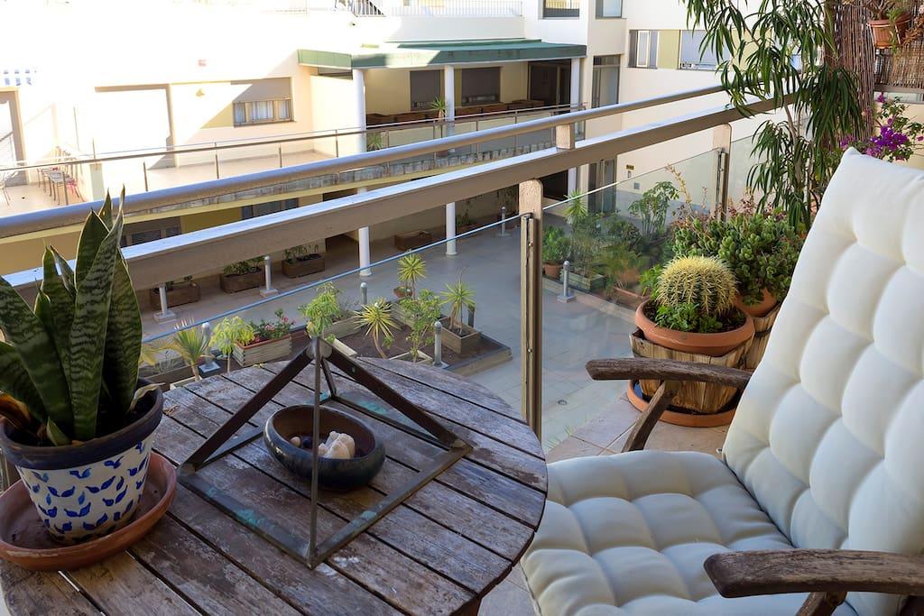 La otra terraza