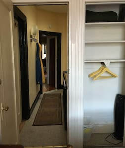 Lovely Private Room in Heart of Brooklyn - Brooklyn - Apartment