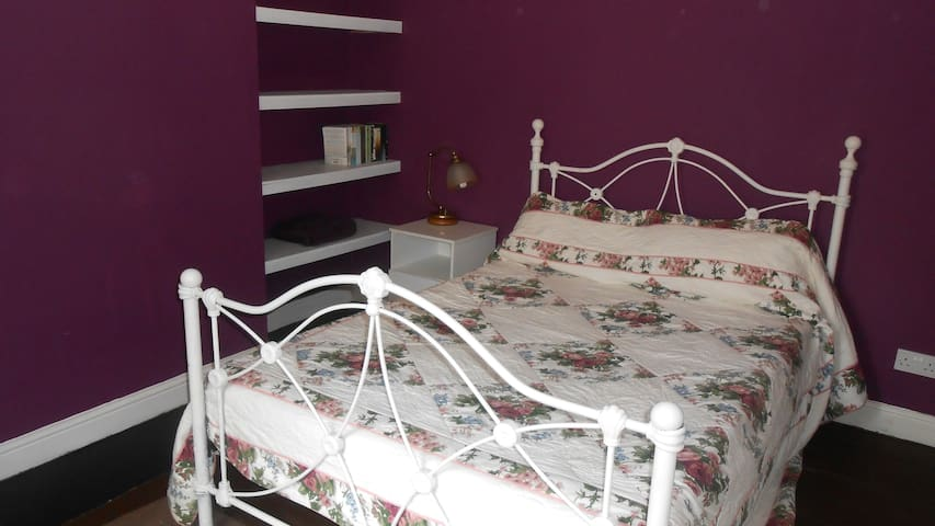 Cosy double room in city centre - Γιορκ - Σπίτι